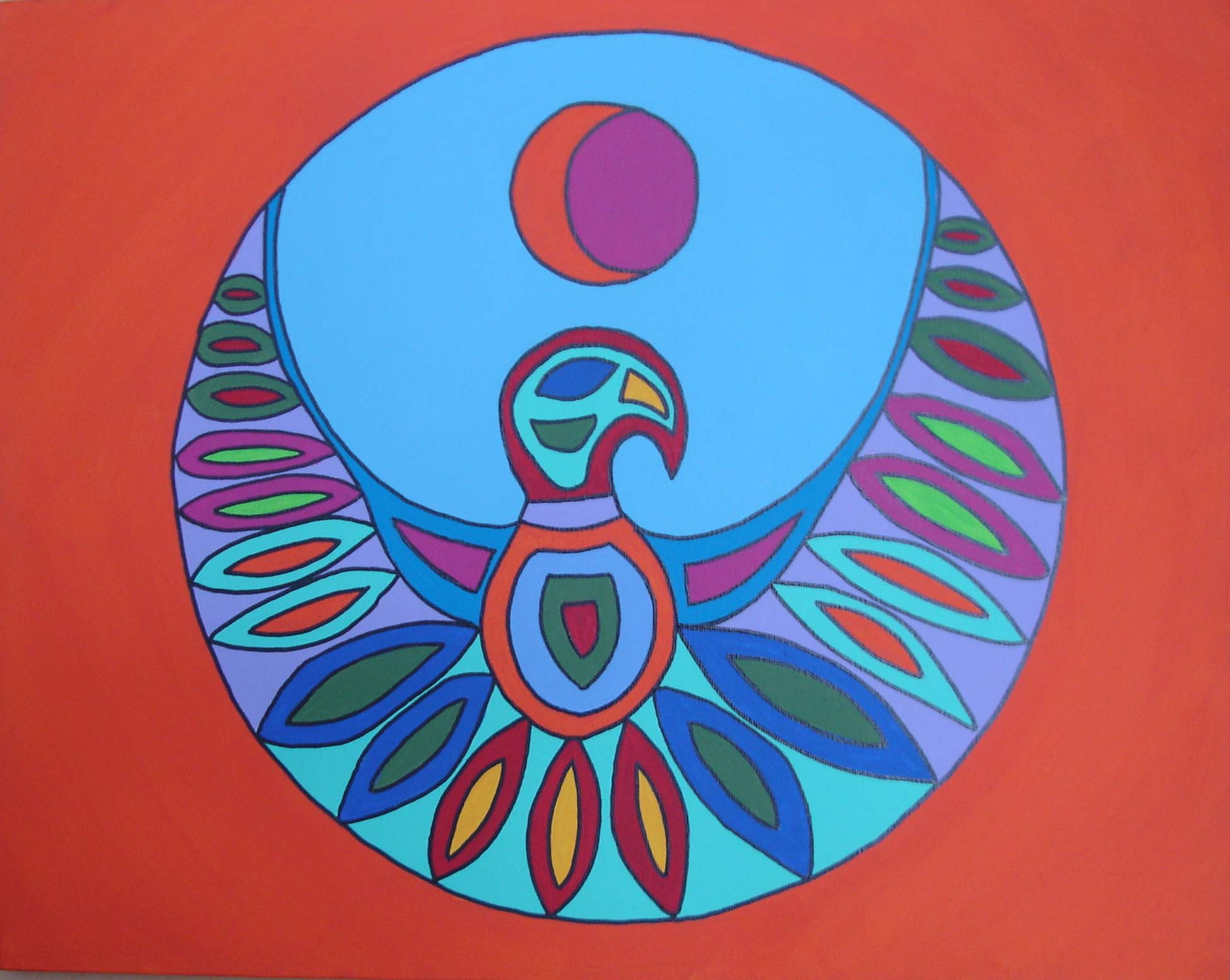 Canadian Inuit Art Paintings