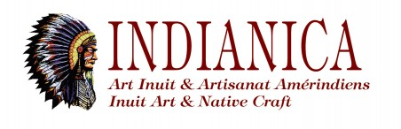 Indianica - Native Art: Canadian Native Art: Indianica :Canadian Inuit art