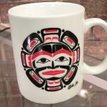 Haida Mask Mug