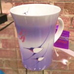 Hummingbird Haven Mug by Ojibway artist Rick Beaver