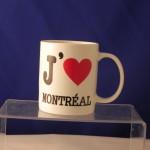 Tasse J'aime Montréal